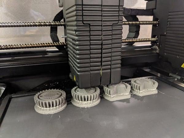 Heatsink Printing