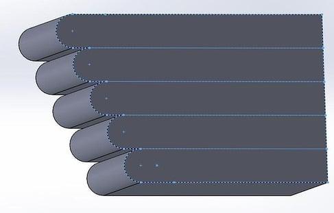 Self-Supporting Angle Desktop Metal