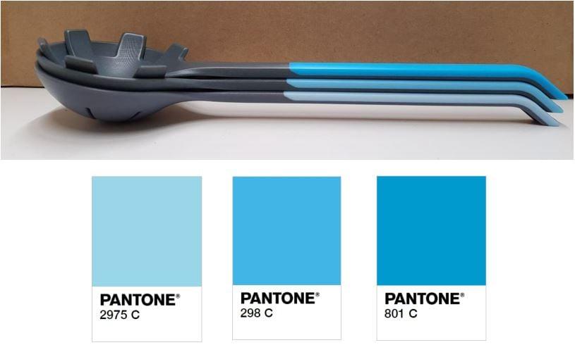 PANTONE 298c 3D Print
