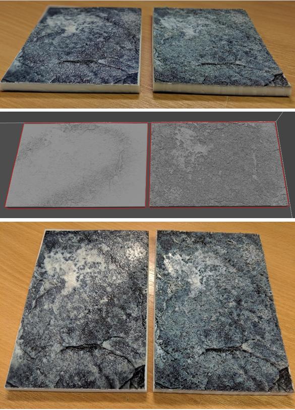 Final Stone Textures 3D Prints