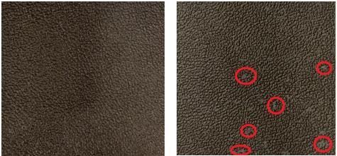 Leather Texture Comparison