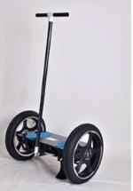 UAS 3D printed model scooter