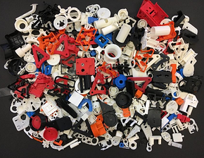 Continuous Build ABS Materials