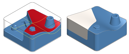 Complex surfaces in Geomagic for SOLIDWORKS