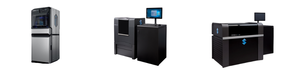 PolyJet 3D Printers Comparison