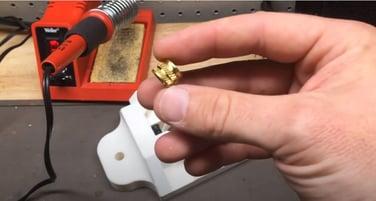 Heat-set insert