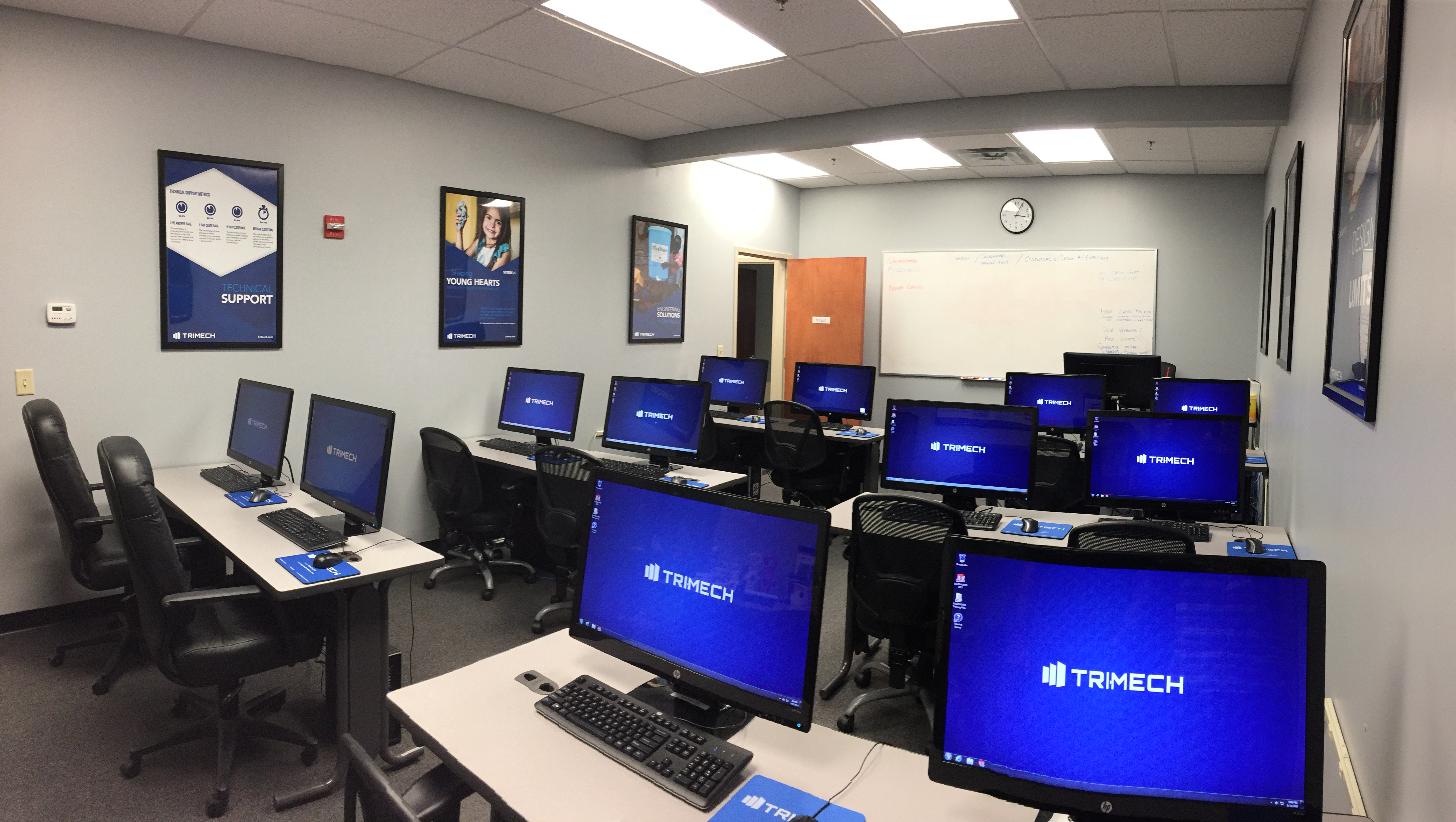 TriMech Training Room