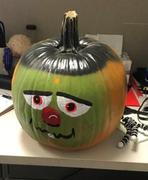 Starting Pumpkin