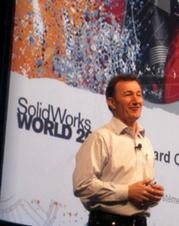 Bernard Charles SOLIDWORKS World 2018