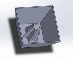 Concrete Molding Using Tough PLA