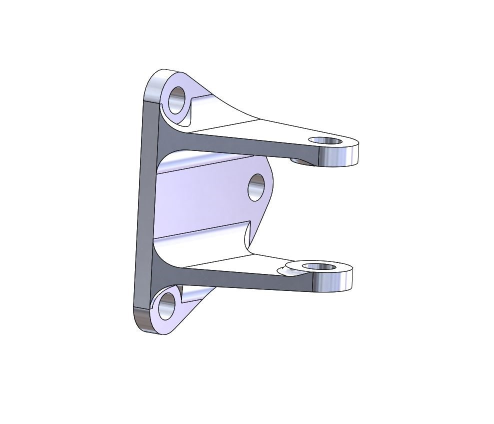 Using less support material
