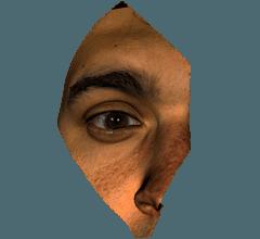 Artec 3D Scanner Model Eye