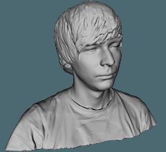 Artec 3D Scanner Model Hair