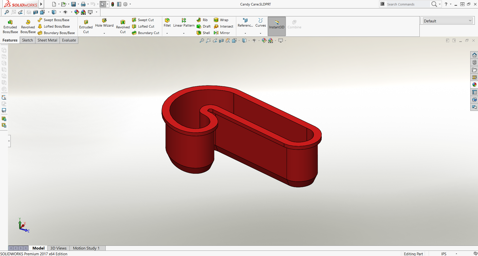 Thicken Candy Cane Render in SOLIDWORKS.png