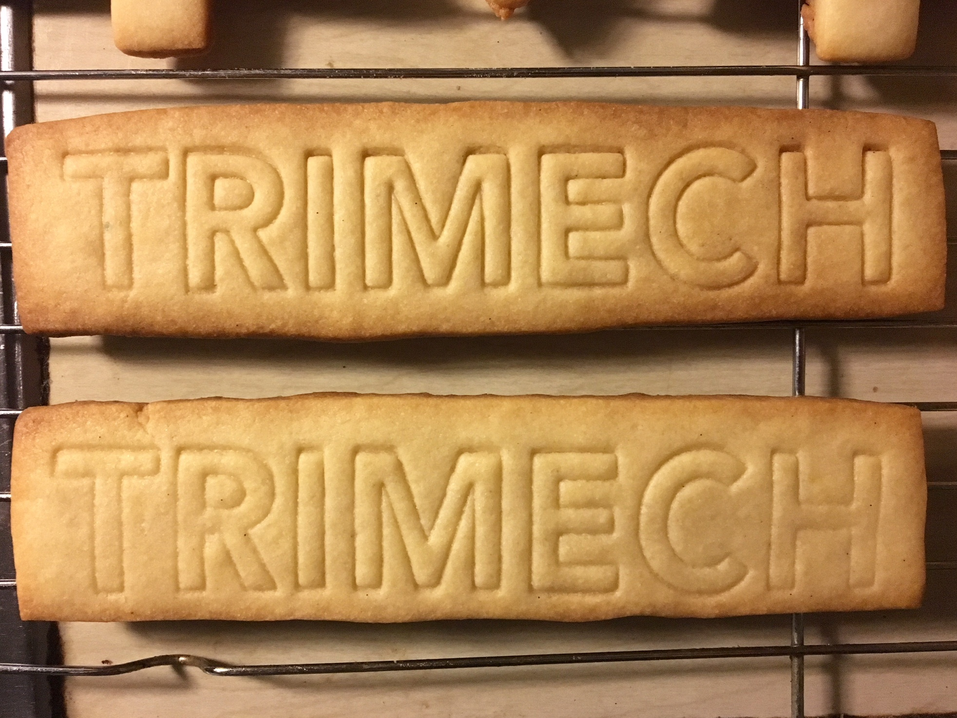 TriMech Cookie Cutter