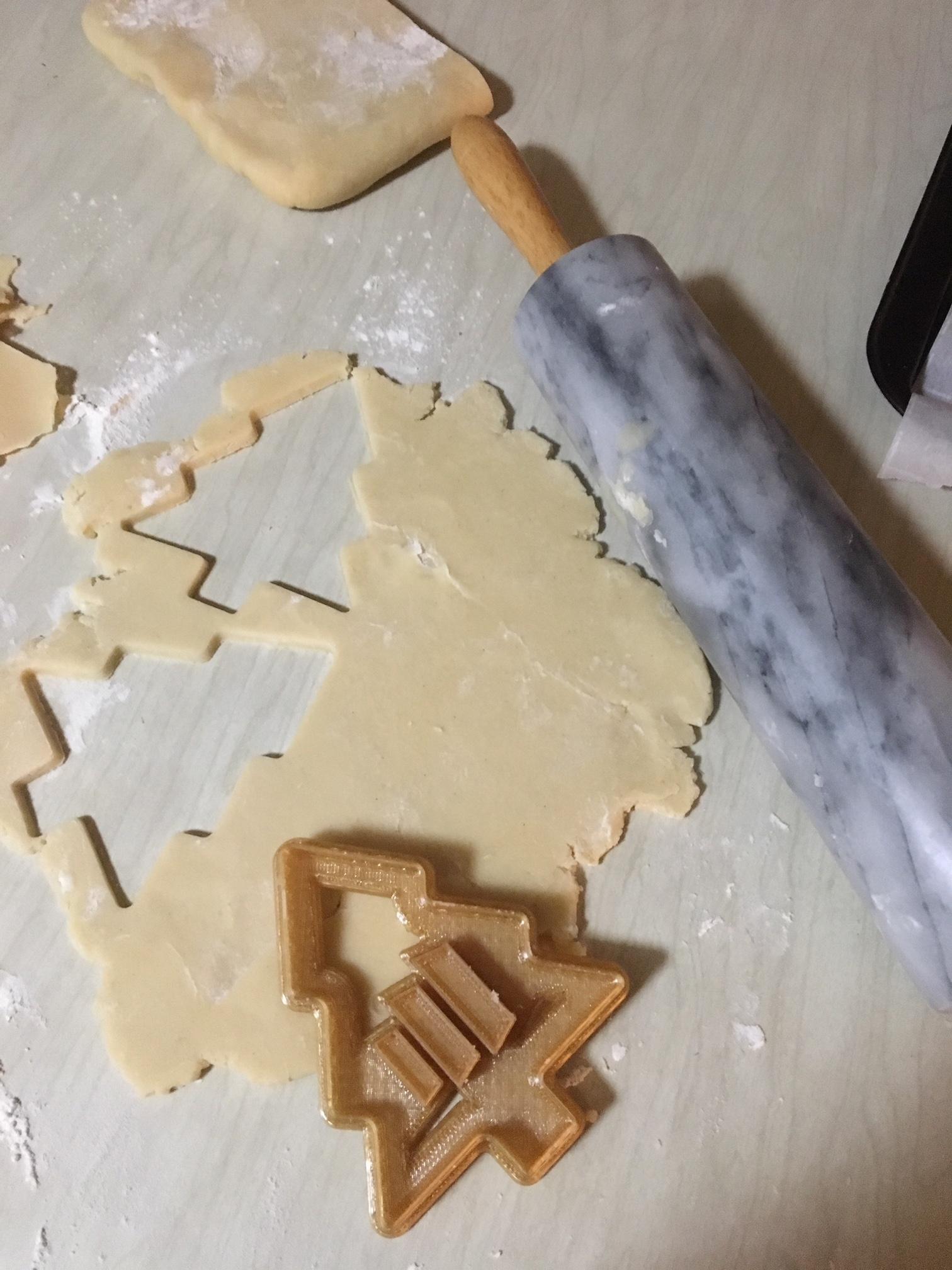 ULTEM 1010 Cookie Cutter
