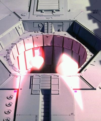 Death Star Thermal Exhaust Port