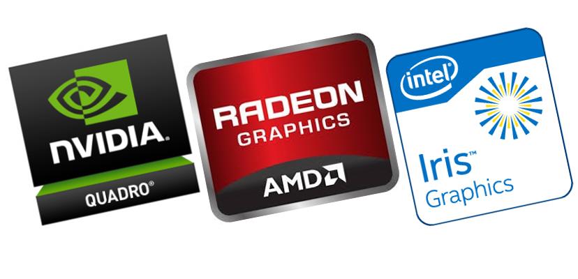 Nvidia Radeon Intel Iris Graphics Cards