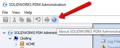 Checking and Changing Your PDM License Type Img 2.png