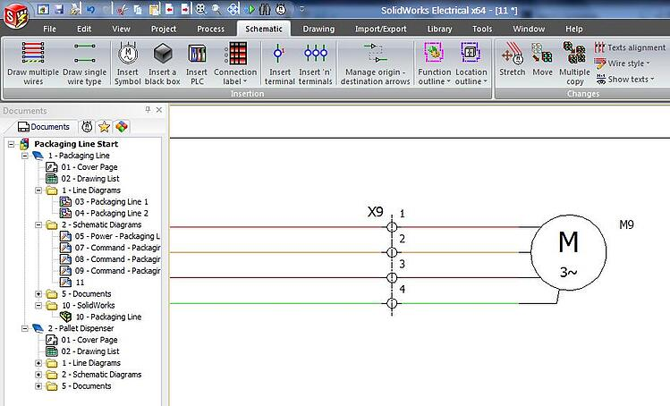 Creating terminal strips faster with solidworks electrical terminal numbers can be reassigned if need be another cool fact is that if more terminals on the same strip are added the terminal numbers are continued asfbconference2016 Gallery