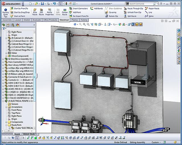 Client Story: SOLIDWORKS Electrical Cuts Design Time in Half