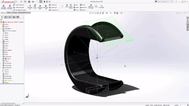 Clutter Interface SOLIDWORKS