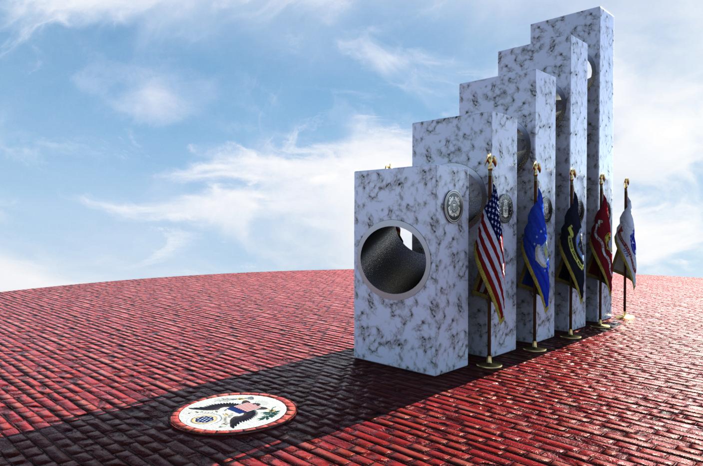 Athem Veterans Memorial in Anthem, Arizona