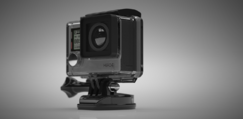 Camera in SOLIDWORKS Visualize