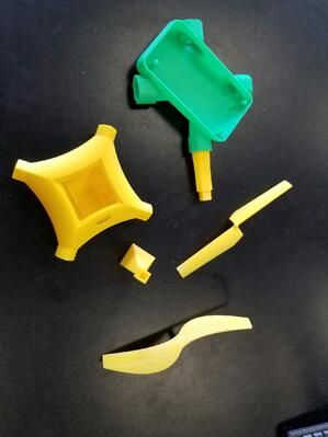 Drone Enclosure 3D print a hobbyist drone body