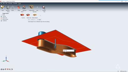 Manual Setup and Adding Tools
