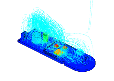 SOLIDWORKS Flow Simulation (CFD)