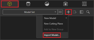 Visualize Import Model