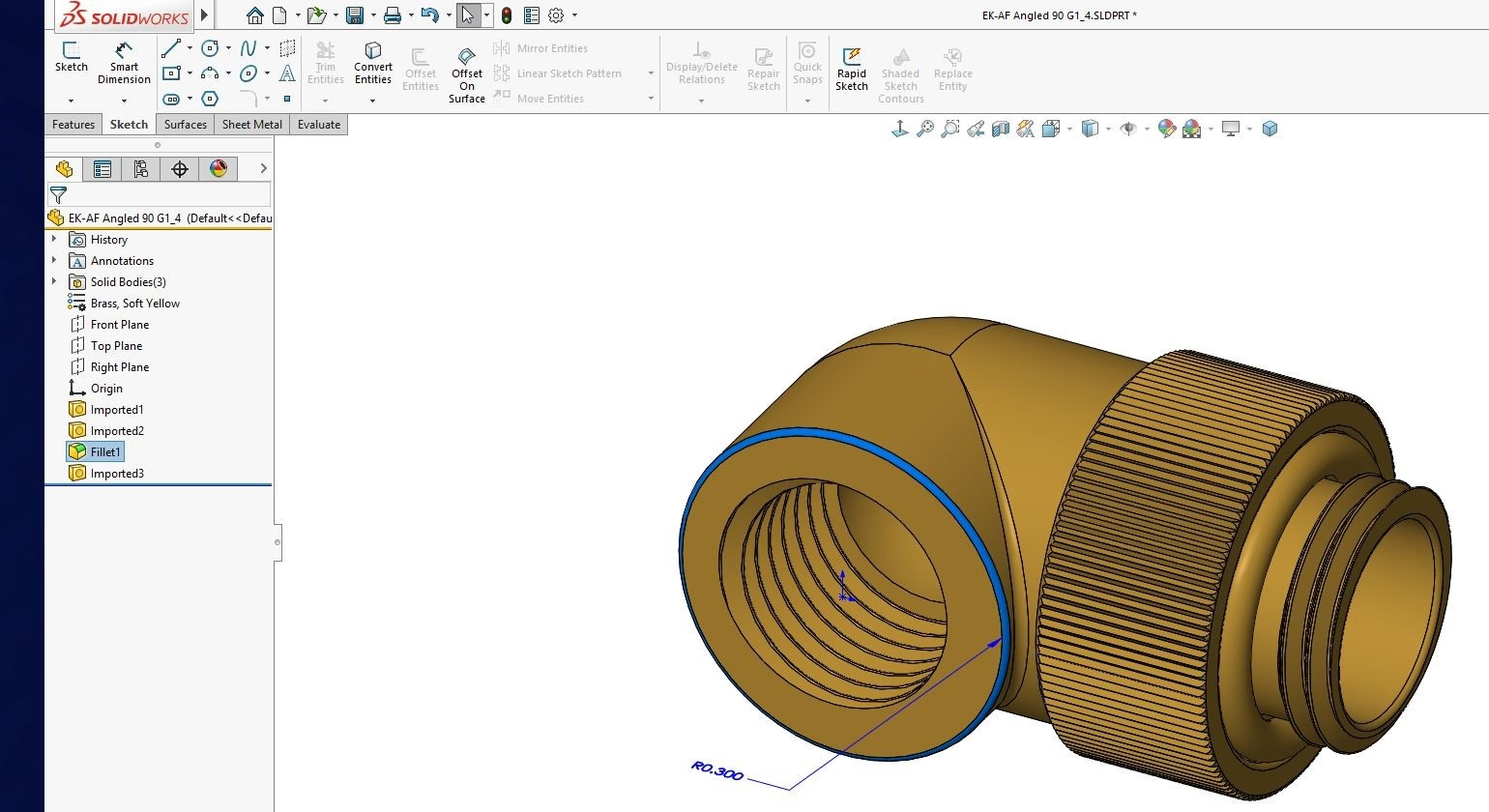 Migrating to SOLIDWORKS From Autodesk Inventor and Inventor