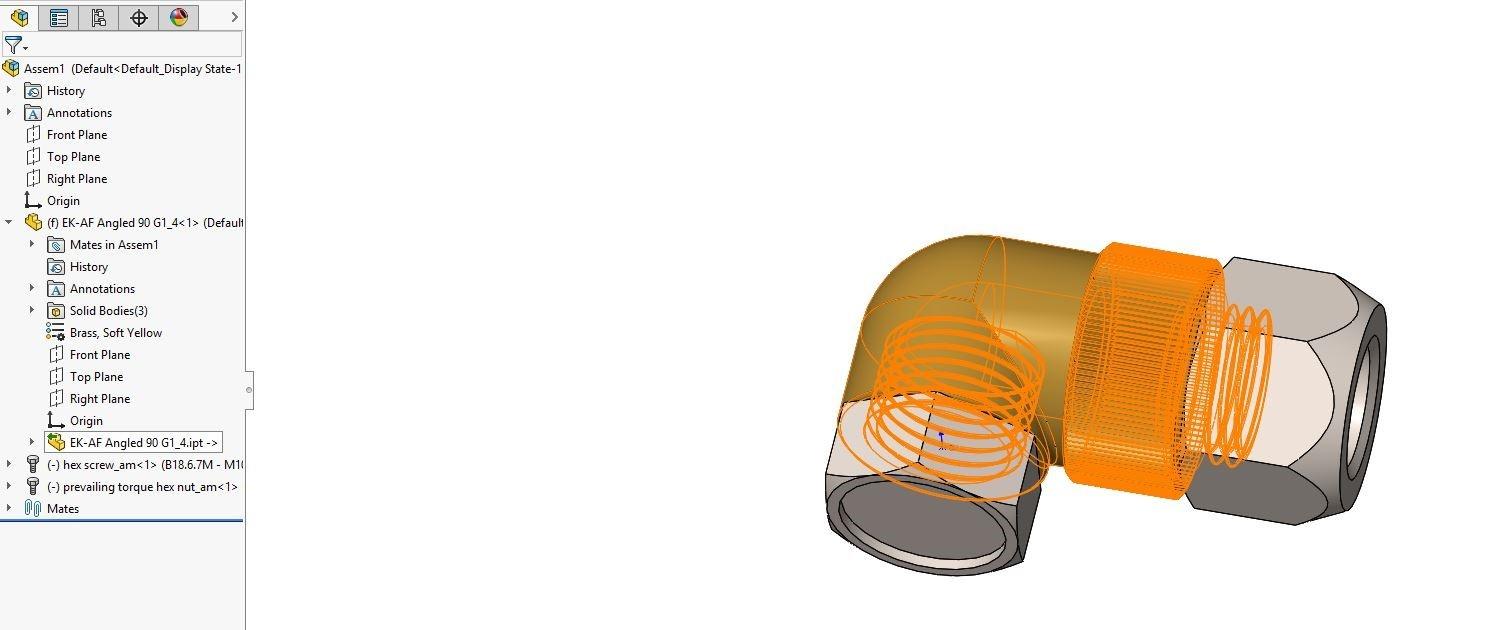 SOLIDWORKS 3D CAD Design