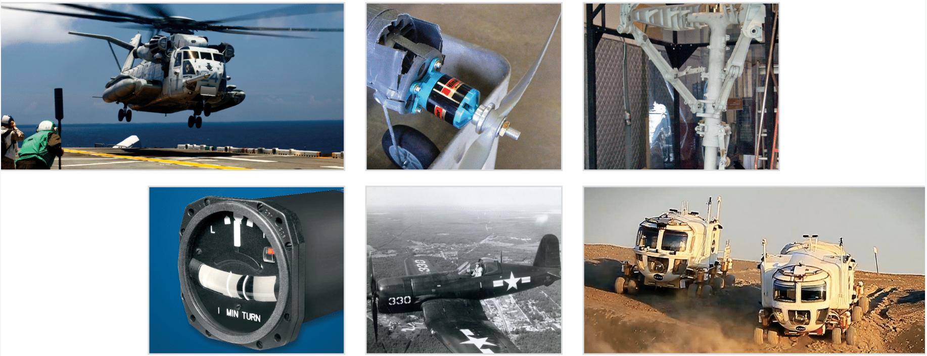 Aerospace & Automotive Industries