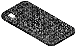 3D texture from a 2D textural appearance in SOLIDWORKS 2019