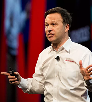 Gian Paolo Bassi, CEO of SOLIDWORKS