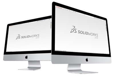 SOLIDWORKS 2019 Screen
