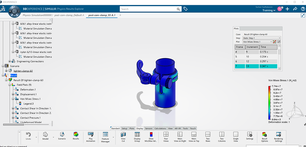 Design Simulation in Simulia