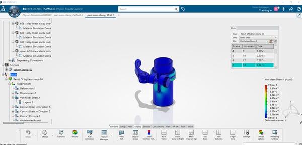 Design Simulation in Simulia