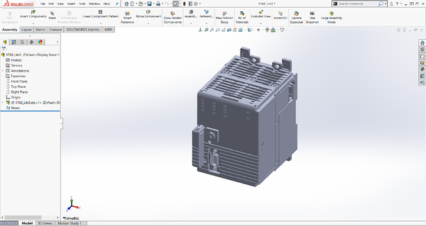 3 Simple Steps to Reduce File Sizes of Imported Models in SOLIDWORKS