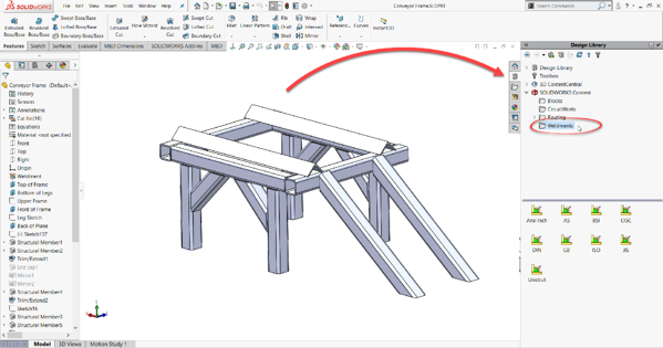 How To Download SOLIDWORKS Weldment Profiles for Free