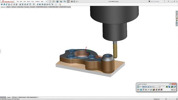 SOLIDWORKS CAM Professional