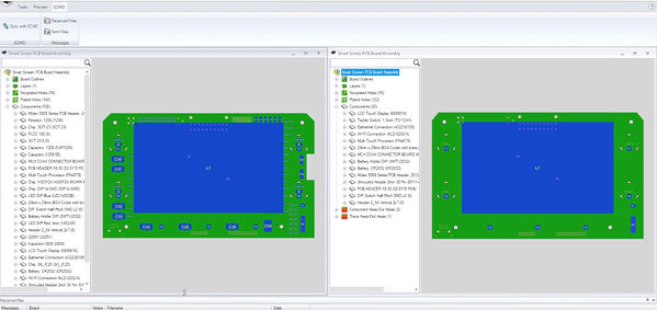 PCB Design in SOLIDWORKS