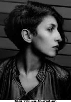 Behnaz Farahi Most Influential Women