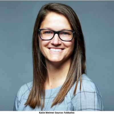 Katie Weimer Most Influential Women