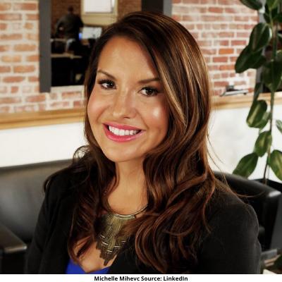 Michelle Mihevc Most Influential Women