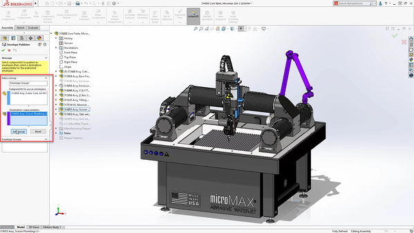 Assemblies in SOLIDWORKS