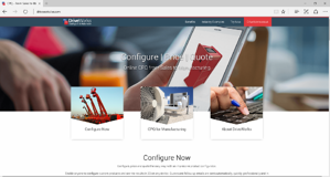 DriveWorks CPQ for SOLIDWORKS