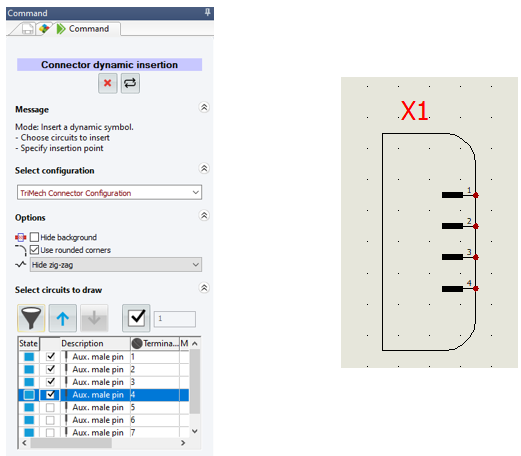 Electrical Connectors in SOLIDWORKS Electrical